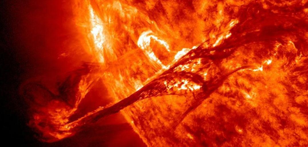 solar storms threaten earth 2017 - photo #18