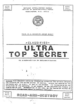 MJ-12 Ultra Top Secret