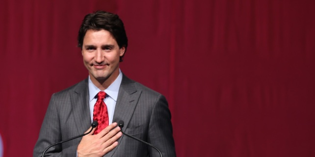 Zeeshan News: Justin Trudeau HD Wallpaper and Biography