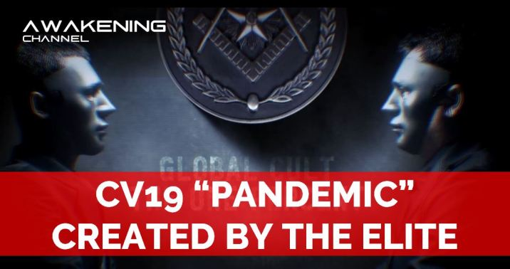 "(Reader | Anonymous) CV19 ""Pandemic"" Created by the Elite, the Great Hoax"