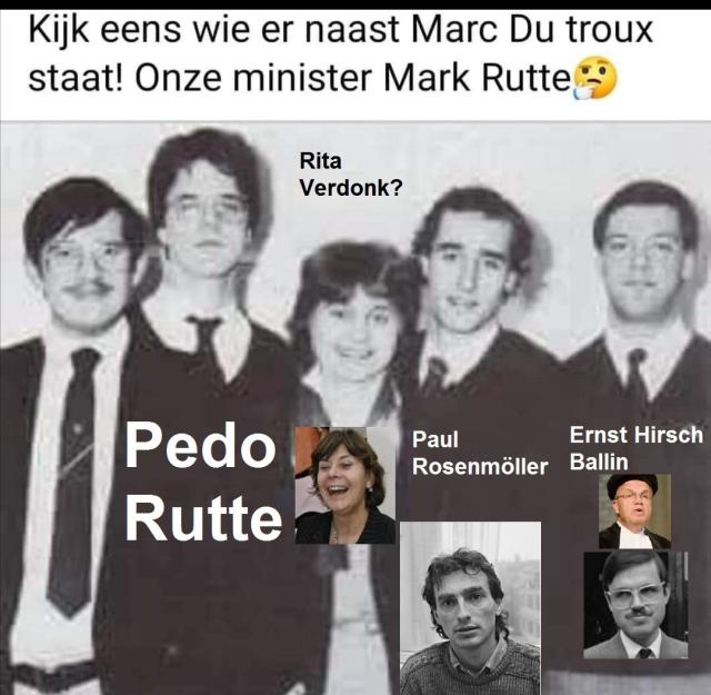 Dutch Cabal Pedocratie || Rinus Verhagen