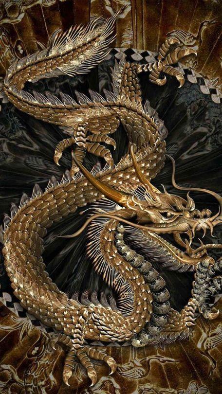 How to Participate as the Golden Dragon of the Autumn Equinox || Parisse Deza