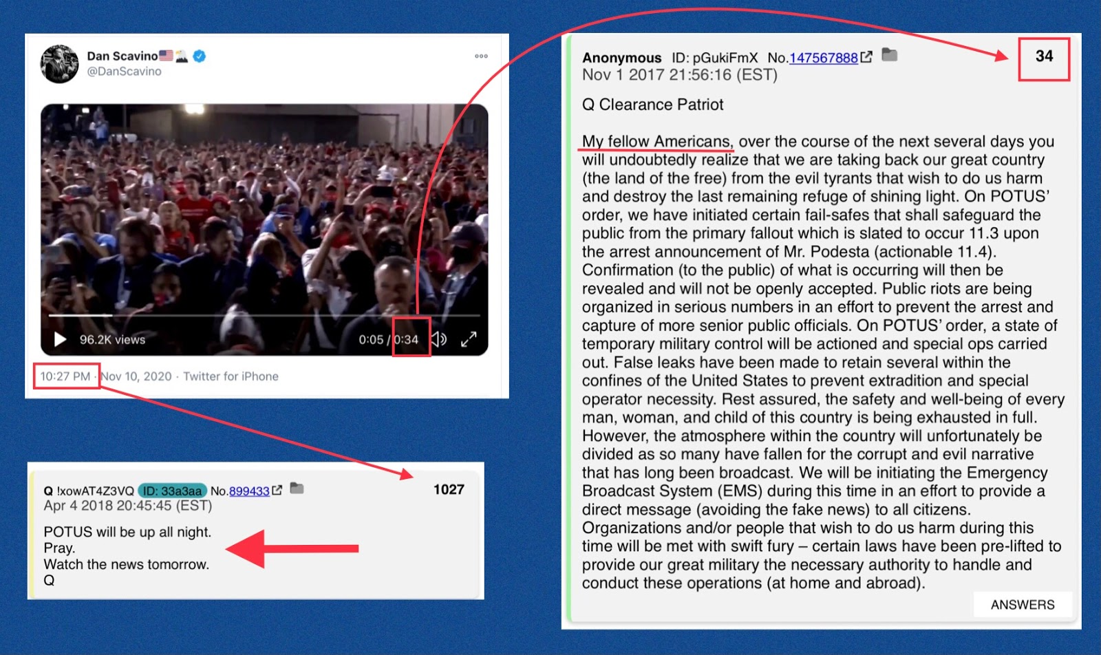 Q Post 44 Decode || Jacob (Reader)